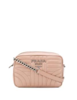 стеганая сумка через плечо Diagramme by Prada