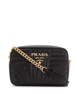 маленькая сумка на плечо Diagramme by Prada