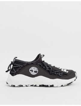 Timberland – Ripcord – Schwarze Sneaker by Asos