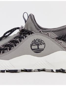 Timberland – Graue Ripcord Sneaker by Asos