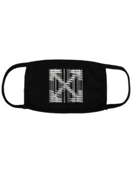 Geometric Arrows Mask by Off White