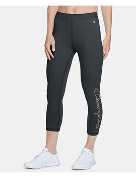Double Dry Logo Capri Leggings by General