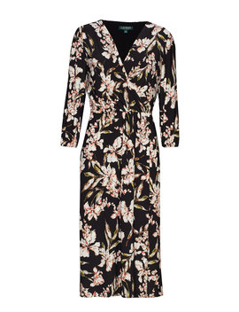 Floral Jersey Midi Dress by Lauren Ralph Lauren