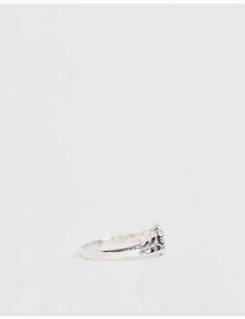 Design B – Ring Aus Sterlingsilber Mit Skorpion Design by Asos