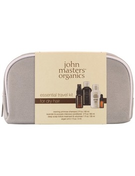 John Masters Organics Essential Travel Set For Dry Hair by Well