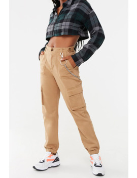 Utility Cargo Joggers by Forever 21
