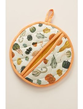 Quill & Fox Hello Gourd Geous Potholder by Quill & Fox