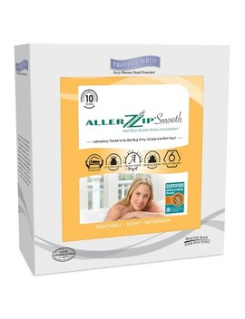 Protect A Bed Aller Zip Smooth Anti Allergy &Amp; Bed Bug Proof Mattress Encasement by A