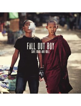 Save Rock And Roll (Vinyl) by Fall Out Boy