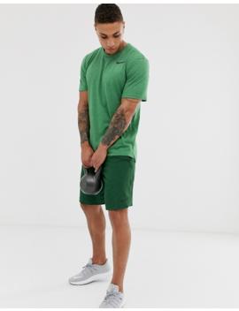 Nike Training Breathe T Shirt In Green by Nike