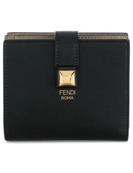 Bi Fold Cardholder Wallet by Fendi