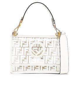 Kan I Logo Crossbody Bag by Fendi