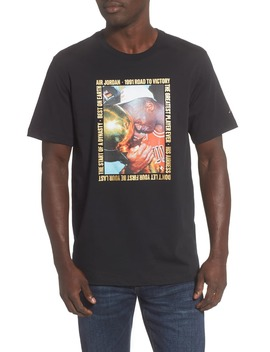Remastered Photo T Shirt by Jordan