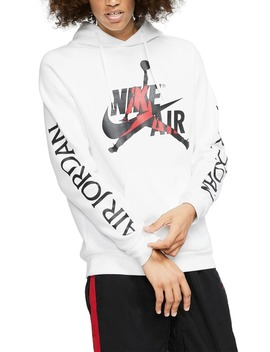 Jumpman Classics Hooded Sweatshirt by Jordan