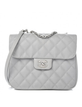 Chanel Caviar Quilted Medium Urban Companion Flap Grey by Chanel