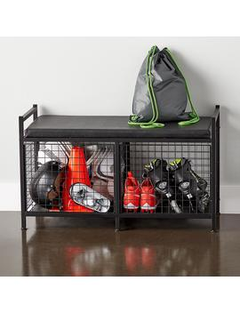 Heavy Duty Storage Bench by Container Store