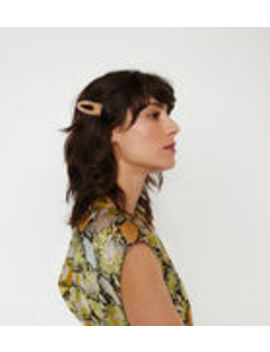 Facet Triangle Hair Clip by Warehouse