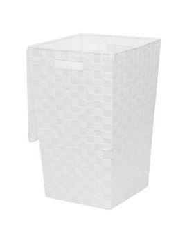 <Span><Span>60 Litre Fabric Weave Laundry Basket Lid Washing Bin Hamper Storage Large Rattan</Span></Span> by Ebay Seller