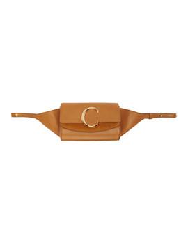 Brown 'chloé C' Belt Bag by ChloÉ