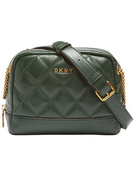 Double Chain Leather Shoulder Bag, Created For Macy's by General