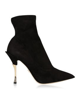 Cardinale Ankle Boots by Dolce And Gabbana