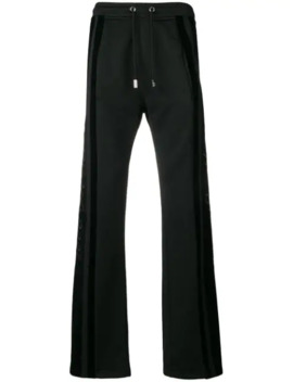 Capital Track Pants by Blood Brother