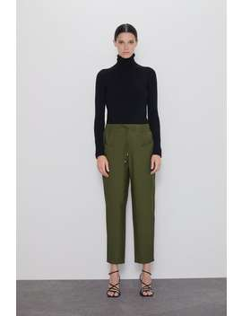 Joggers New Inwoman by Zara