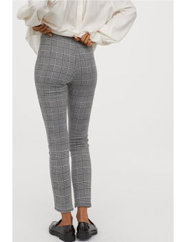 Jacquard Patterned Leggings by H&M