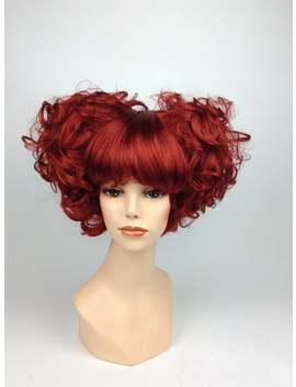"""Winifred Sanderson \""""Hocus Pocus\"""" Character Halloween Costume Wig By Funtasy Wigs by Etsy"""