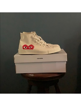 Comme Does Garçons Converse Preowned/Used by Comme Des Garcons