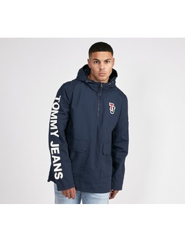 Overhead Windrunner Jacket | Navy by Tommy Jeans