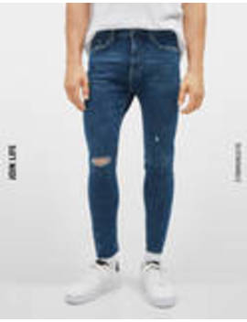 Τζιν Super Skinny Fit by Bershka