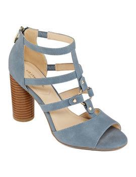 Liz Claiborne Womens Bahati Heeled Sandals by Liz Claiborne