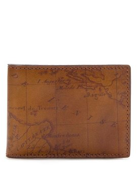 Nash Map Money Clip Wallet by Patricia Nash