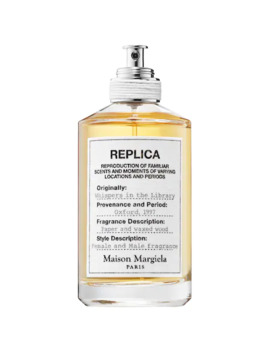 Replica Whispers In The Library by Maison Margiela
