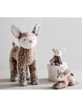 Fawn Plush Collection by Pottery Barn Kids