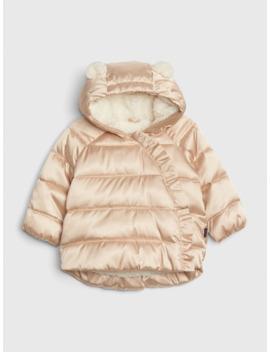 Baby Cold Control Max Kimono Jacket by Gap