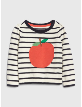 Baby Apple Sweater by Gap