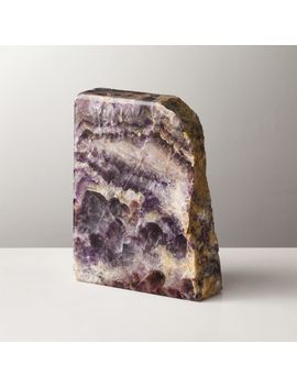 Amethyst Object by Crate&Barrel