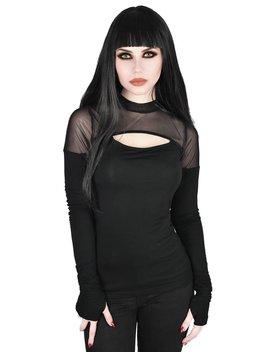 Tori Long Sleeve Top by Killstar