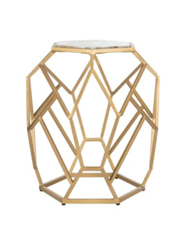 Safavieh Ava Geometric Accent Table by Safavieh