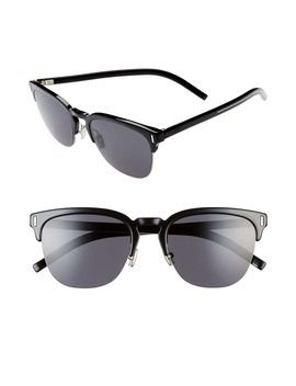 Fraction 55mm Sunglasses by Dior