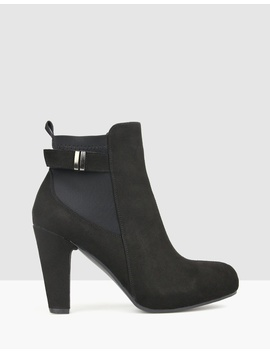 Eclipse Heeled Ankle Boots by Betts