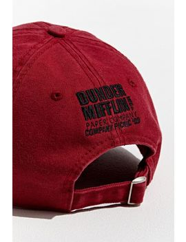The Office Company Picnic Baseball Hat by Urban Outfitters