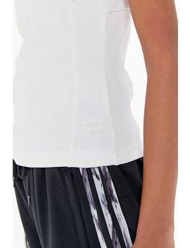 Adidas Originals X Daniëlle Cathari Ribbed 3 Stripes Tank Top by Adidas