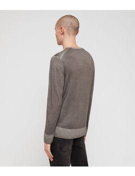 Ark Merino Crew Sweater by Allsaints