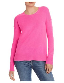 High/Low Cashmere Sweater   100% Exclusive by Aqua Cashmere