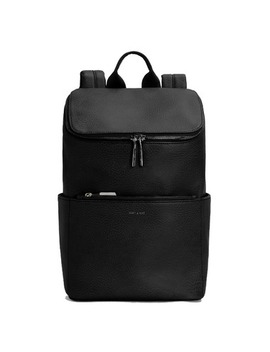 Matt & Nat Brave Backpack Black by Well