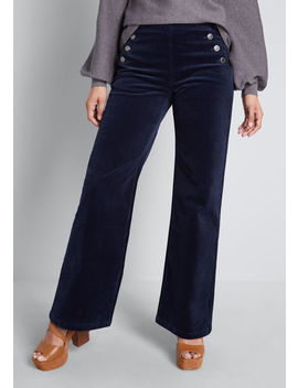The Madison Corduroy Pants by Modcloth