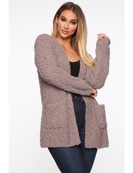 Whole Lotta Love Sweater   Mocha by Fashion Nova
